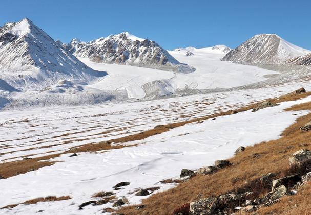 ледник Потанина