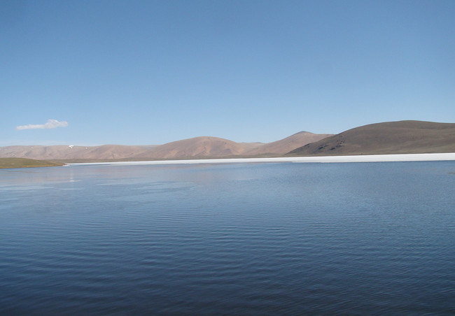 Тугал нуур. Монголия.