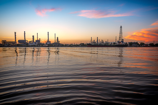 565221043-oil-and-gas-industry-refinery-at-sunrise-gettyimages