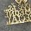 Thumbnail: 14K Gold Charm