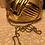 Thumbnail: Gold Tone Fish Purse
