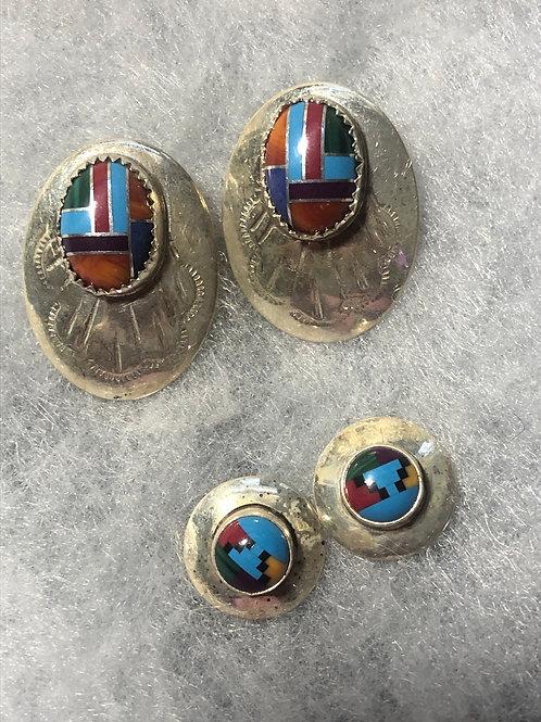 Sterling Silver Earring Lot