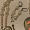 """Thumbnail: Sterling .925 Gemstone 18"""" Necklace"""