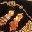 Thumbnail: Stunning Gold Tone Necklace & Earring Set