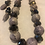 Thumbnail: Chunky Stone Like Necklace With Matching Earrings