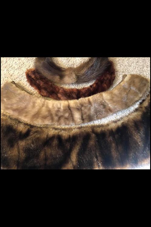 Vintage Fur Lot