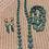 Thumbnail: Turquoise Necklace,  Earrings , Bracelet