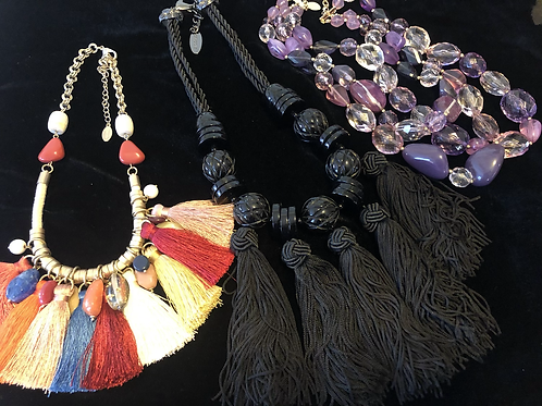 CHICO'S Necklace Lot