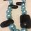 Thumbnail: Beautiful Large Pearl Like Necklace