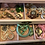 Thumbnail: Jewelry box loaded with a vintage jewelry