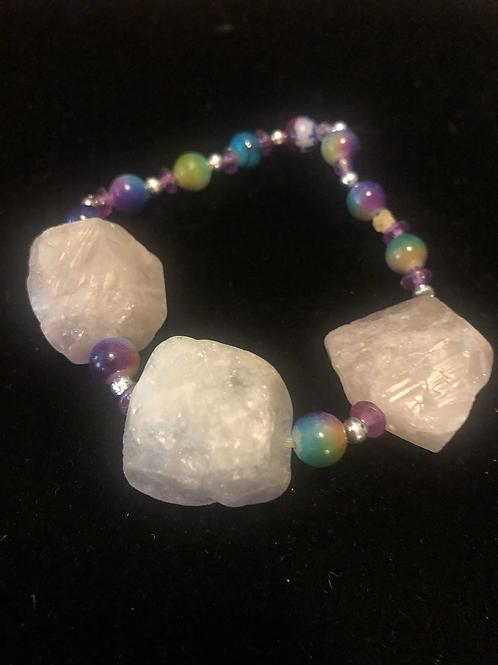 Large Stones Bracelet