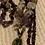 Thumbnail: Glass Necklace & Pierced Earrings Set
