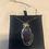 Thumbnail: Beautiful Sterling Gemstone Necklace