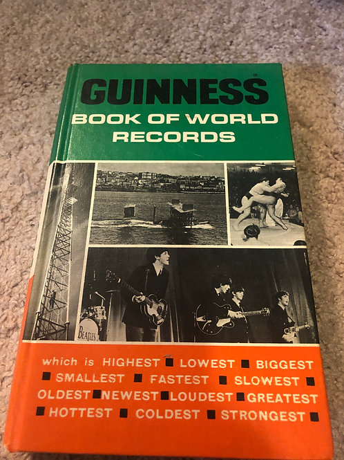 1967 Guinness Book Of World Records