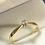 Thumbnail: 18K Gold Diamond Ring