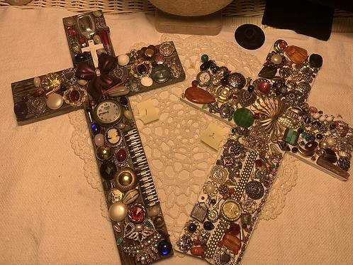 Handmade Jewerly Crosses