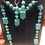 "Thumbnail: Turquoise 21"" Necklace Set"