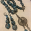 Thumbnail: Turquoise Necklace Set