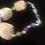Thumbnail: Large Stones Bracelet