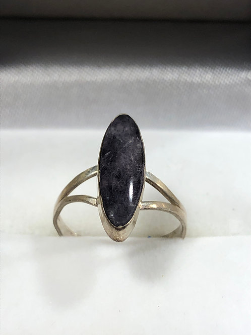 Sterling Silver Gem Stone Ring