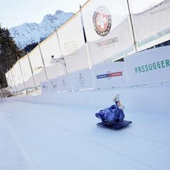Georgie Cohen - St Moritz - start square