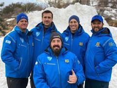BSI bobsleigh team 2019