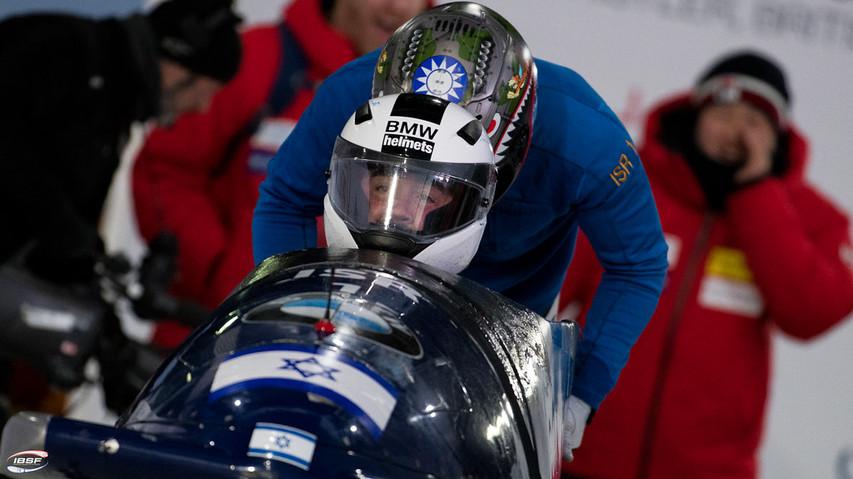 Dave Nicholls and Ilya Malkin - Whistler World Championships 2019
