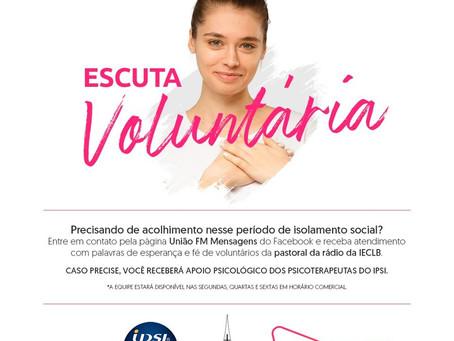 Escuta Voluntária