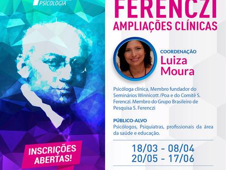 Grupo de Estudos | Ferenczi - Ampliações clínicas