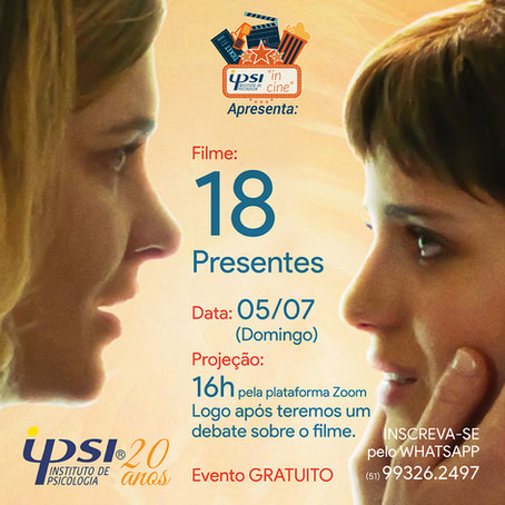 Ipsi in Cine | 18 Presentes