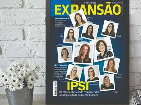 Capa Revista Expansão