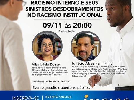 Evento Científico | Racismo Estrutural