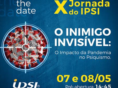 Save the date | X Jornada do Ipsi