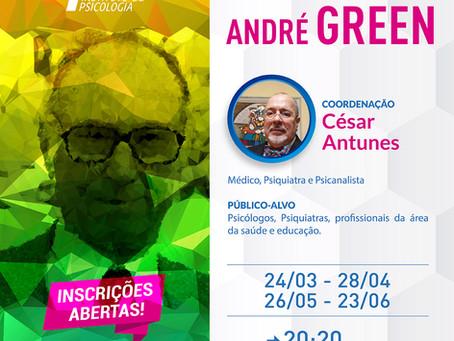 Grupo de Estudos    André Green