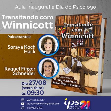 Aula inaugural: Transitando com Winnicott