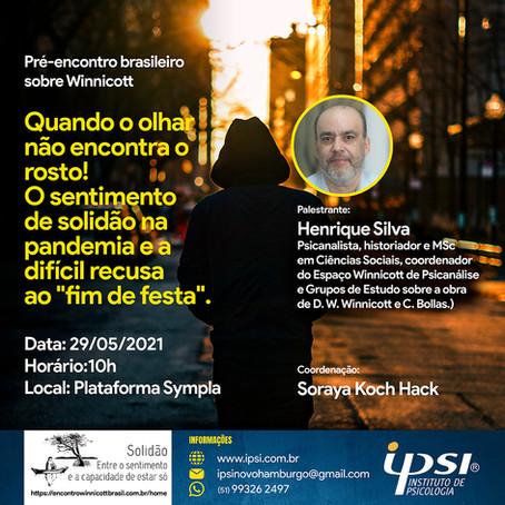 Pré-encontro Brasileiro sobre Winnicott