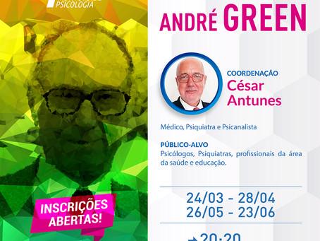 Grupo de Estudos |  André Green