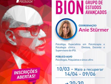 Grupo de Estudos | Bion - Grupo de estudos avançados