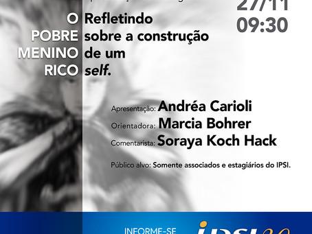 Apresentação de Monografia | O POBRE MENINO RICO
