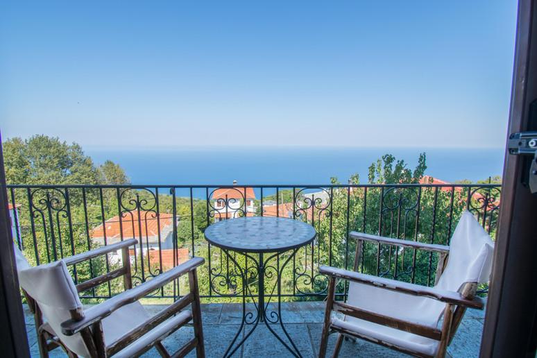 Guestroom 2 - Balcony