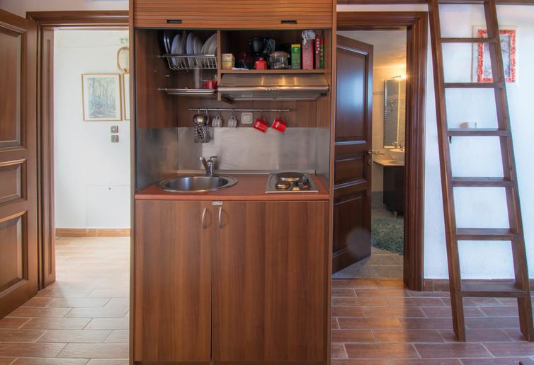 Guestroom 2 - Kitchenette