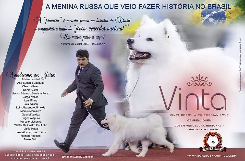 Vinta Berry