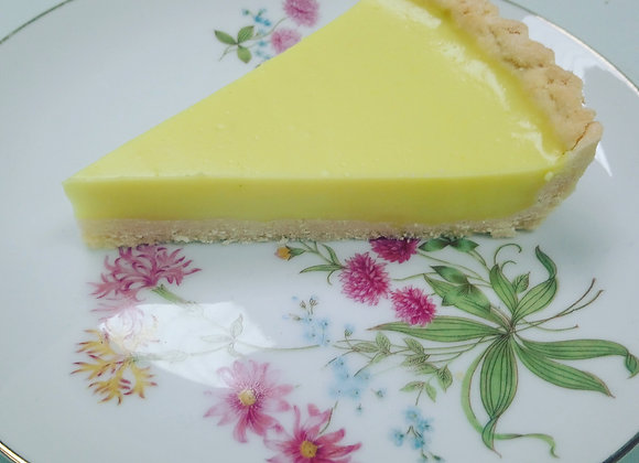 Lemon & Passion Fruit Tart