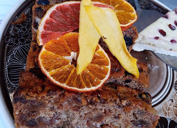 Sugar Free Fruit Cake Loaf
