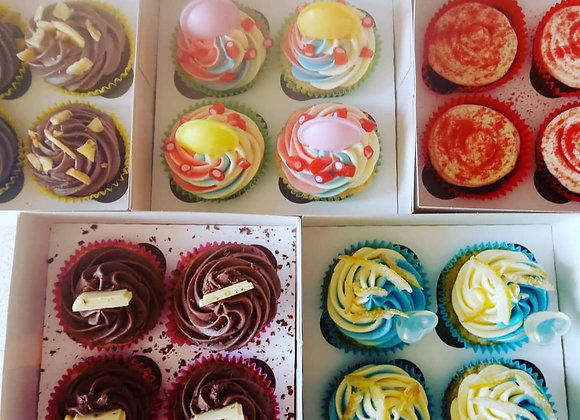 Cupcake Selections