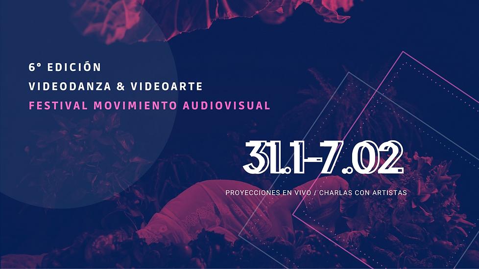 6° edition VIDEODAnce & VIDEOArt audiovi