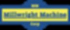 Millwright Machine Logo | Welding, Machining and Custom Fabrication