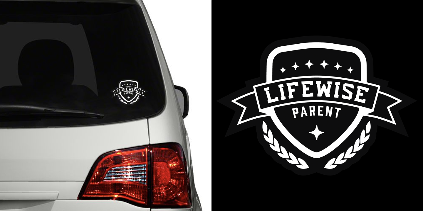 Vehicle Sticker Decal