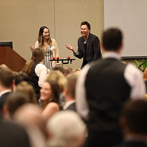 The LifeWise Launch Banquet