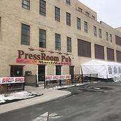 Press Room Pub Syracuse NY